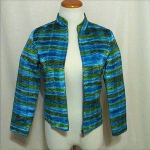 Analogy Multi-colored Lightweight Jacket
